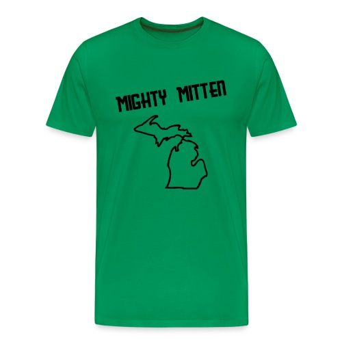 Mighty Mitten - Men's Premium T-Shirt