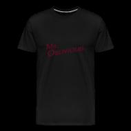 T-Shirts ~ Men's Premium T-Shirt ~ Mr Oblivious