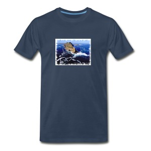 CAPE POINT,SA - Men's Premium T-Shirt