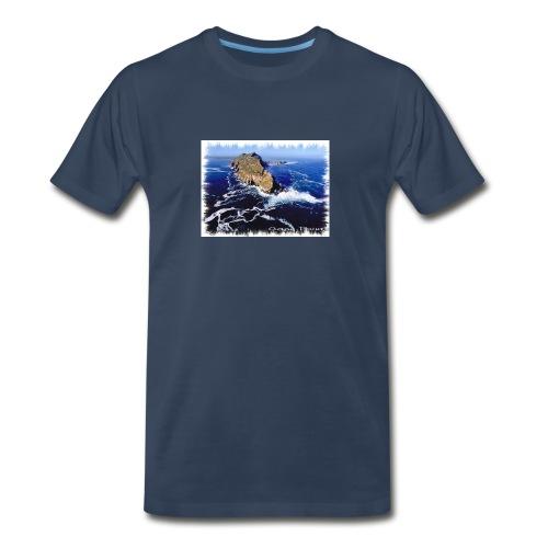 CAPE POINT,SA - Men's Premium T-Shirt