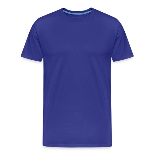 Blue T-Shirt - Men's Premium T-Shirt