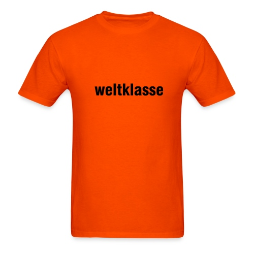 weltklasse - Men's T-Shirt