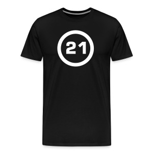 Sean Taylor 21 - Men's Premium T-Shirt