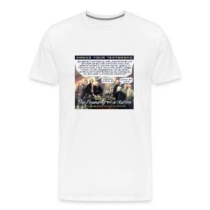 Founding Fathers - Men's Premium T-Shirt