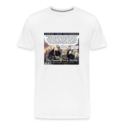 Founding Fathers - Men's Premium T-Shirt