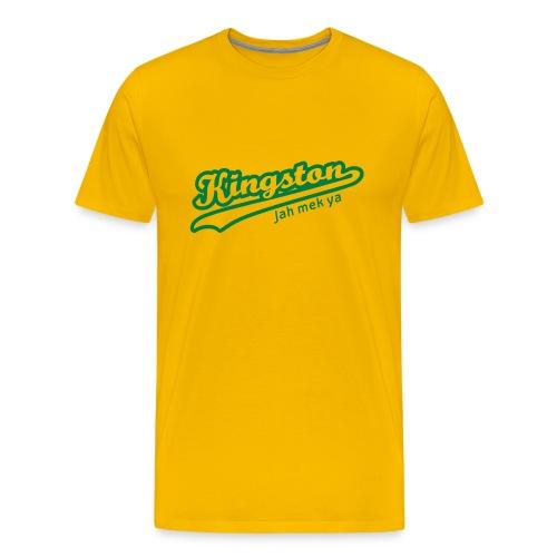 Kingston Tee - Men's Premium T-Shirt