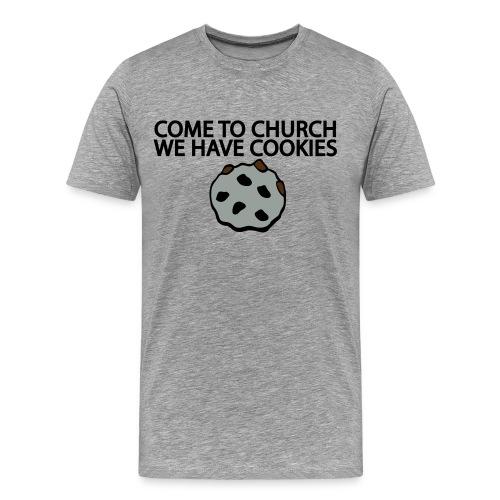 Church Shirt - Men's Premium T-Shirt