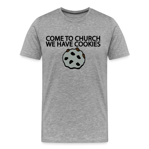 Church Shirt - Men's Premium T-Shirt