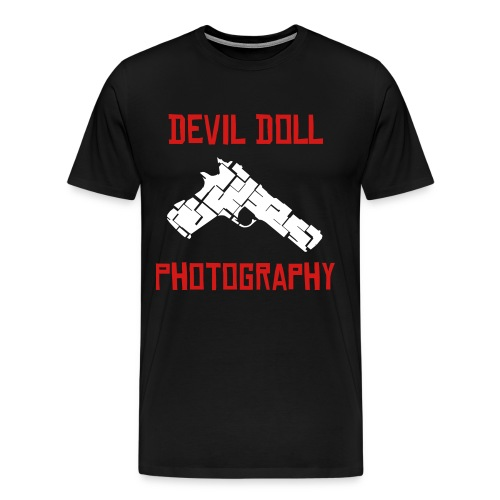 Devil Doll Firepower - Men's Premium T-Shirt