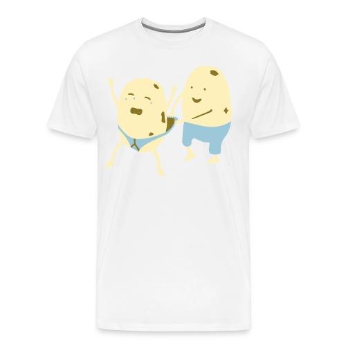 Who Knows? - Men's Premium T-Shirt
