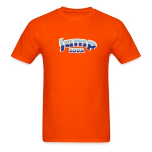 Jump Soda T-Shirt - Men's T-Shirt
