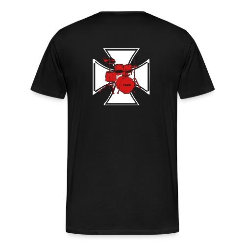 ROCK SHIRT - Men's Premium T-Shirt