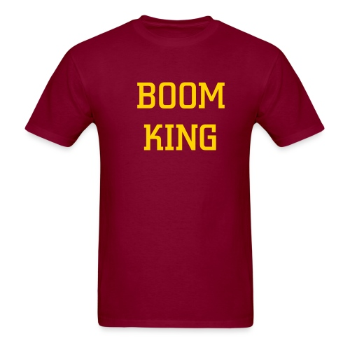 Boom King - Men's T-Shirt