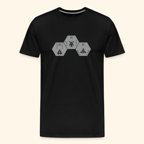 DDP-Ships - Men's Premium T-Shirt