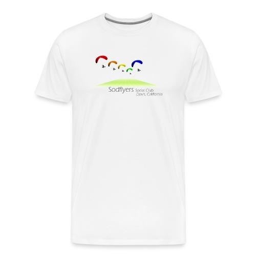 Formation-Outstanding Back - Men's Premium T-Shirt