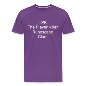 Real TPK! - Men's Premium T-Shirt