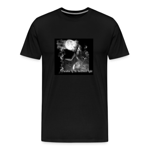 Paradise by the dashboard light - Men's Premium T-Shirt