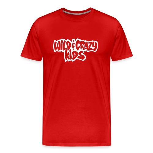 Wild & Crazy Kids - Men's Premium T-Shirt