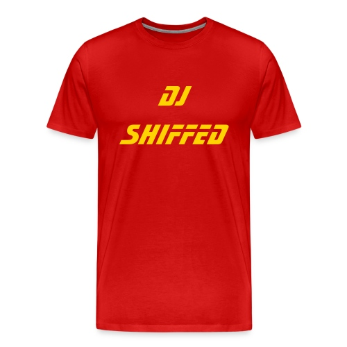 DJ Shiffed Shirt - Men's Premium T-Shirt