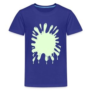 Paint Splatter - Children's T-Shirt - Kids' Premium T-Shirt