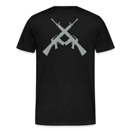 Staff Sergeant - Men's Premium T-Shirt