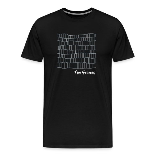 Unofficial 'Frames' fan shirt - Men's Premium T-Shirt