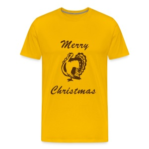 Merry Thanksgiving - Men's Premium T-Shirt