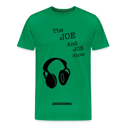 joe and joe show rocker T - Men's Premium T-Shirt