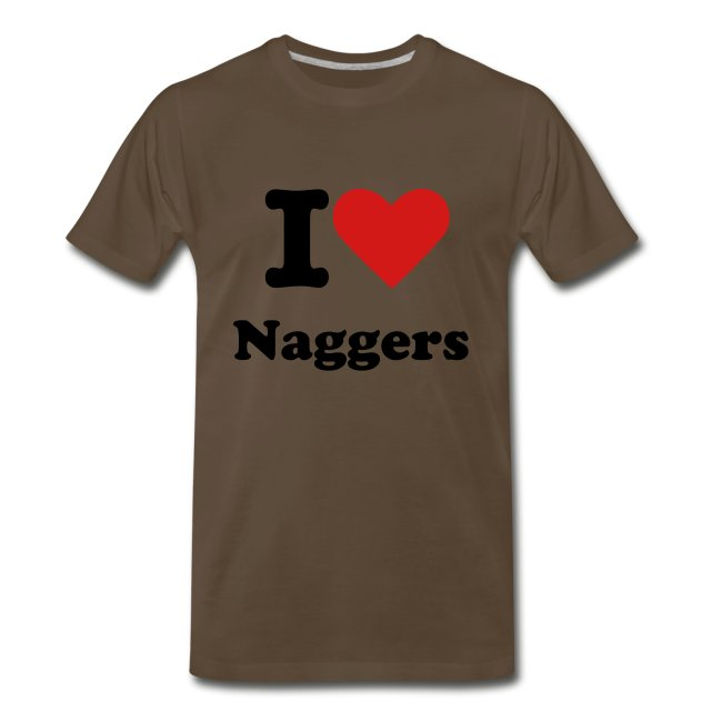 Brown Naggers T