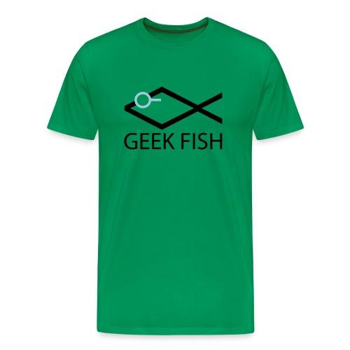 Geek. - Men's Premium T-Shirt