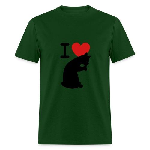 LICKIN'..... - Men's T-Shirt
