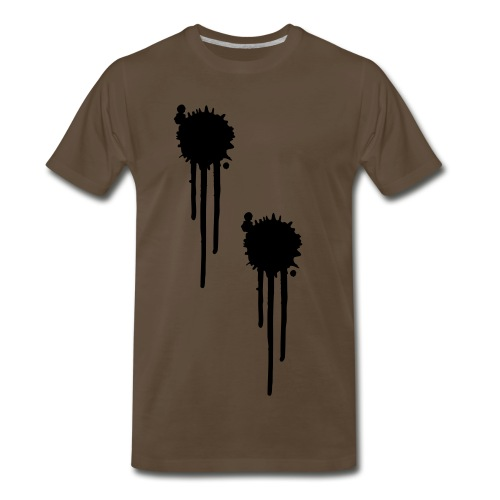 ive been shot - Men's Premium T-Shirt