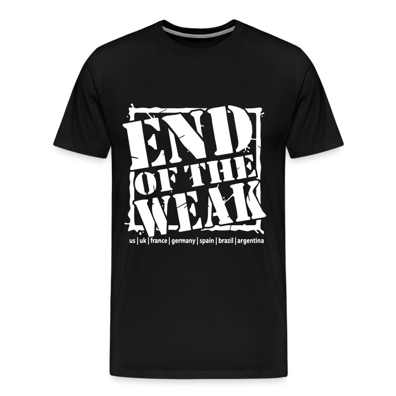 eowmt0001new - Men's Premium T-Shirt