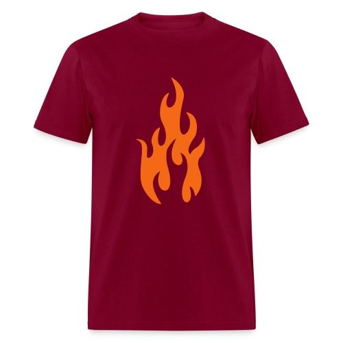Shut Up In My Bones Maroon Tee - Men's T-Shirt