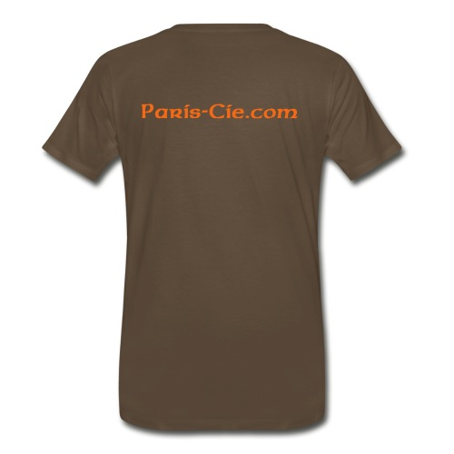 Paris-Cie simple - Men's Premium T-Shirt