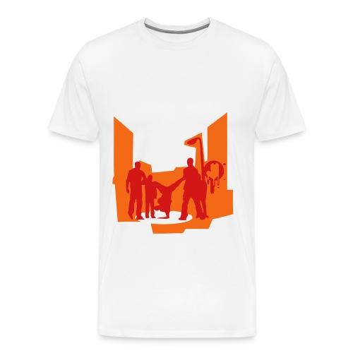 City Sound Tee - Men's Premium T-Shirt