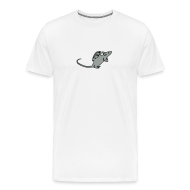 T-Shirts ~ Men's Premium T-Shirt ~ Ear mouse