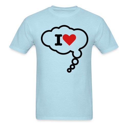 I Heart... - Men's T-Shirt