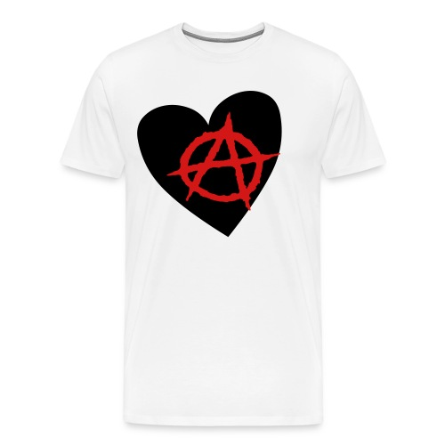 ANARCHY HEART - Men's Premium T-Shirt