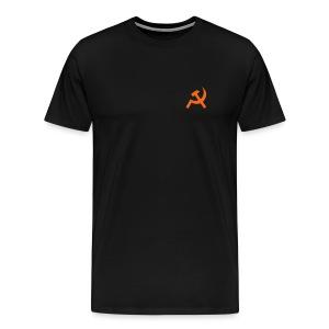 soviet russian shirt - Men's Premium T-Shirt