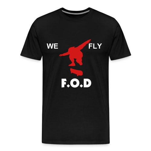 We Fly-tee - Men's Premium T-Shirt