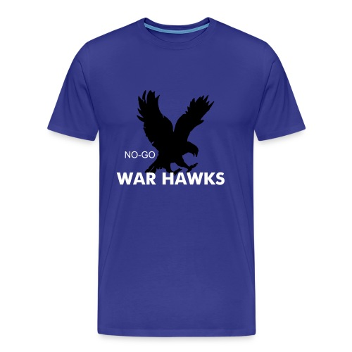 RB WAR HAWK T - Men's Premium T-Shirt