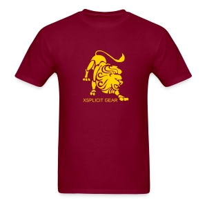 M SIMBA SAFARI T - Men's T-Shirt