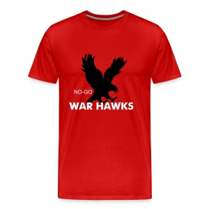 R WAR HAWK T - Men's Premium T-Shirt
