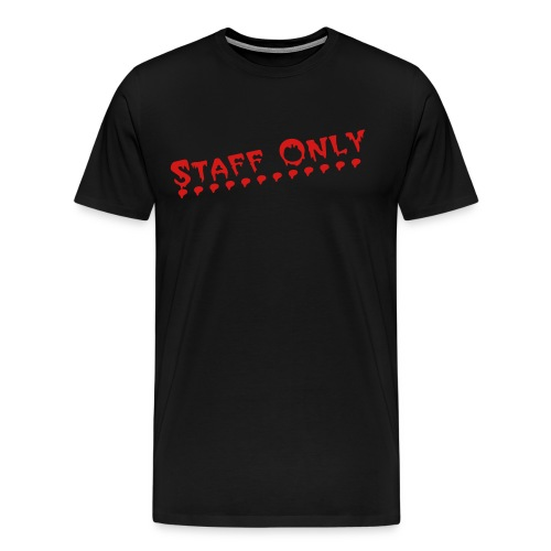 Black T-Shirt for men - Men's Premium T-Shirt