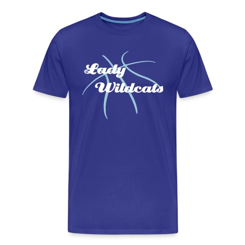 Lady Wildcats  - Men's Premium T-Shirt