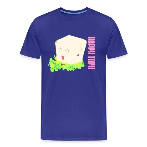 Happy Tofu - Men's Premium T-Shirt