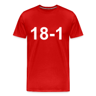 T-Shirts ~ Men's Premium T-Shirt ~ 18-1 Red T-shirt