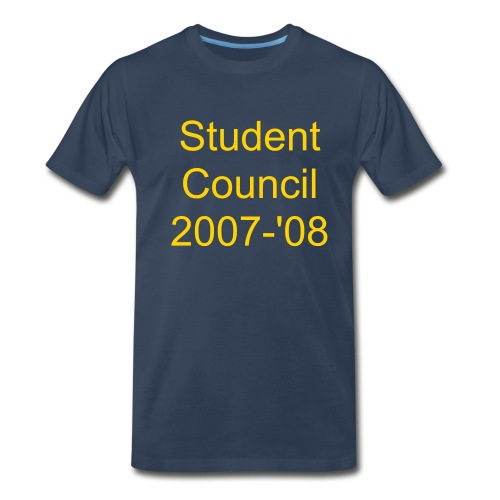 Men's Student Council - Men's Premium T-Shirt