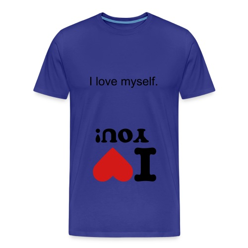 Show you some lovin' - Men's Premium T-Shirt